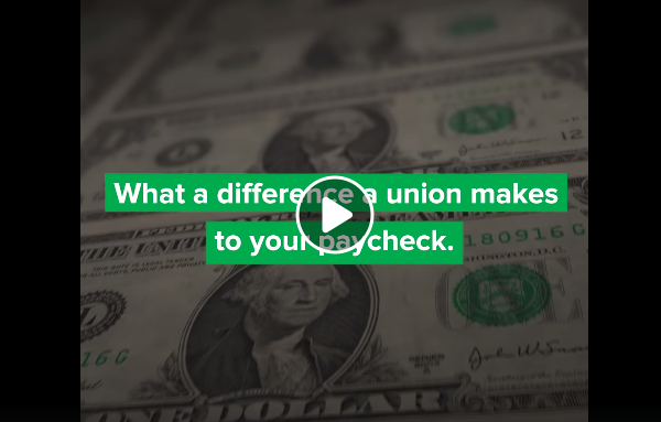 Join a Union. Your Wallet Will Thank You.